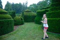 At Longwood Gardens